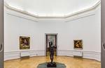 Lindenau-Museum Altenburg: Vorraum zur italienischen Sammlung