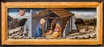 Neri di Bicci: Geburt Christi [Um 1470-1480, Lindenau-Museum Altenburg]