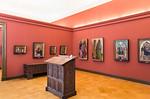 Lindenau-Museum Altenburg: 2. Raum Westflügel der Italienersammlung