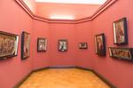Lindenau-Museum Altenburg: 3. Raum Westflügel der Italienersammlung