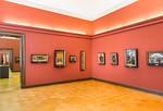 Lindenau-Museum Altenburg: Raum 1 Ostflügel der Italienersammlung