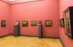 Lindenau-Museum Altenburg: letzter Raum Westflügel der Italienersammlung
