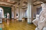 Lindenau-Museum Altenburg, Raum für Sonderausstellungen