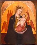 Taddeo di Bartolo: Madonna dell' Umilta  [Um 1405, Lindenau-Museum Altenburg]