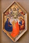 Matteo di Pacino: Christus als Schmerzensmann [Um 1360, Lindenau-Museum Altenburg]