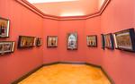 Lindenau-Museum Altenburg: 1. Raum Westflügel der Italienersammlung