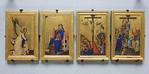 Simone Martini: Polyptychon der Passion (Antwerpen, Museum der Schönen Künste)