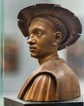 Conrad Meit: Büste des Philibert le Beau, Herzog von Savoyen (vor 1523/24) [aus Bode-Museum Berlin]