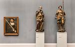 Heilige aus Bayern in Raum III (Cranach d.Ä.) [Gemäldegalerie Berlin]