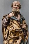 Bayern (München): Hl. Petrus (um 1520) [aus Bode-Museum Berlin]