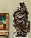 Hans Leinberger: Muttergottes (Bronze, um 1515) [aus Bode-Museum Berlin]