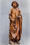 Riemenschneider: Apostel Matthias (1500/05) [aus Bode-Museum Berlin]