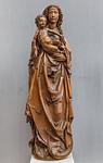 Riemenschneider: Muttergottes aus Tauberbischofsheim (1510/20) [aus Bode-Museum Berlin]