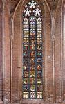 Brandenburg, Paulikloster. Chorfenster (um 1340)