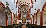 Brandenburg, Dom. Inneres nach Osten