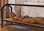 Brandenburg, Dom. Leichnam Christi aus hl. Grab (um 1375)
