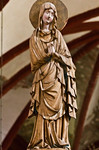Brandenburg, Dom. Triumpfkreuzgruppe: Maria