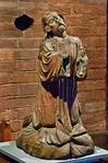 Brandenburg, Dom. Dommuseum: Ölbergchristus (?, 2.V.15.Jh.)