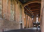 Brandenburg, Paulikloster. Inneres nach Nordwesten