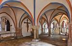 Brandenburg, Dom. Krypta nach Nordostem