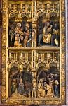 Brandenburg, St. Katharinen. Hochaltar: rechter Seitenflügel