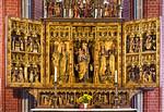 Brandenburg, St. Katharinen. Hochaltar (Gerard Weger, 1474)
