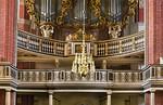 Brandenburg, St. Katharinen. Orgel (1725)