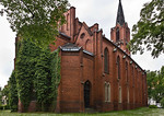 Frankfurt/Oder, St. Gertraud von Nordosten
