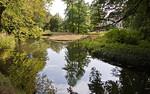Branitz, Mittelpark, Schlosssee