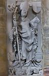 Bamberg. Dom: Grab Bischof Albert von Wertheim (gest. 1421)