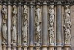 Bamberg. Dom: Fürstenportal, rechtes Gewände (Kopie)