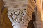 Bamberg. Dom: Ostkrypta, Kapitell