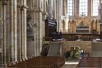 Bamberg. Dom: Blick auf Ostchor