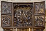 Bamberg. Dom: Marienaltar (Veit Stoß, 1523)