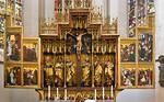 Rothenburg. St. Jakob: Hochaltar (1466, Malerei Friedrich Herlin)