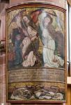 Nürnberg. Frauenkirche: Epitaph für M. Raffael (M. Wolgemut zuges., 1489)