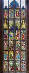 Nürnberg. St. Sebald: Behaimfenster