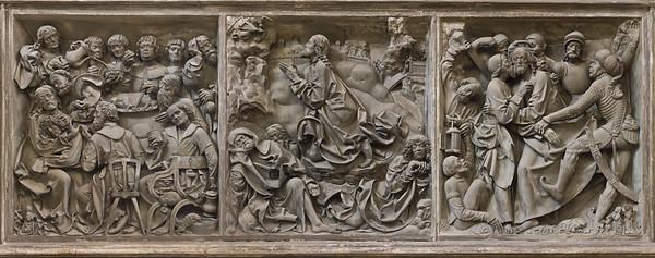 Nürnberg. St. Sebald: Volckamer-Epitaph (Veit Stoß, 1499)
