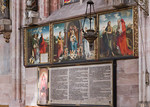 Nürnberg. St. Sebald: Tucher-Epitaph (Hans Süss von Kulmbach, 1513)