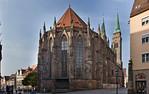 Nürnberg. St. Sebald: Chor von Nordosten