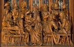 Rothenburg. St. Jakob, Heiligblutaltar, Mittelschrein