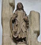 Würzburg. Dom: Christus vom Apostelaltar
