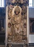 Würzburg. Dom: Grab Rudolf von Scherenberg (Tilman Riemenschneider, 1499)