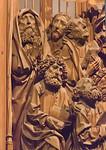 Creglingen. Marienaltar: Apostel links