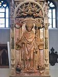 Würzburg. Dom: Grab Lorenz von Bibra (gest. 1519, Tilman Riemenschneider und Werkstatt)