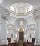 Würzburg. St. Johannes im Stift Haug, Chor