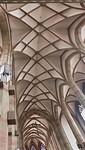 Würzburg. Marienkapelle: Gewölbe