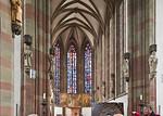 Würzburg. Marienkapelle: Chor