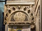 Istanbul, Chora-Kloster: Naos, Maria Hodegetria, Relief