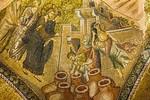 Istanbul, Chora-Kloster: Hochzeit zu Kanaa (42)